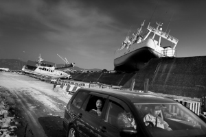 Lars Lindqvist - Japan earthquake 2