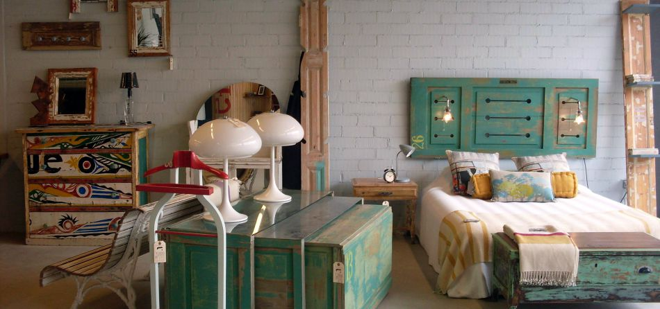 Muebles con personalidadFurniture with personality